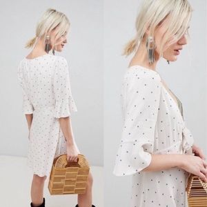Free People All Yours Polka Dot Dress